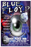 Blue Floyd Postcard for Concerts East