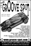 Groove Spot newspaper ad 2001 #1