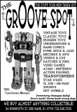 Groove Spot newspaper ad 2001 #2