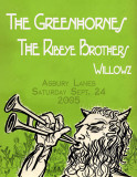 Ribeye Brothers show poster 2005