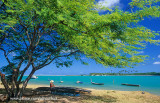 observando a paisagem - Barra do Cunhaú-RN