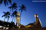 Estátua Iracema, Beira-Mar, Mucuripe, Fortaleza_3039