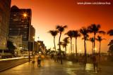Feirinha Beira-Mar no crepúsculo, Fortaleza, Ceara_3406