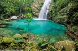 Cachoeira de Santa Bárbara, Chapada dos Veadeiros, GO