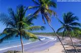 Praia da Cueira, Ilha de Boipeba, Bahia