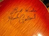 Hank's autograph