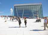 The new Oslo Operahouse