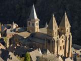 Abbaye de Sainte-Foy, CONQUES, Midi-Pyrénées