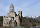 Eglise Romane de Saint Nectaire, SAINT NECTAIRE, Auvergne