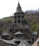 Basilique de Notre-Dame, ORCIVAL, Auvergne