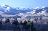 Winter, Western U.S.A.