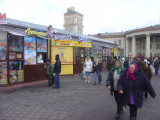kiev main railway station