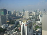 Bangkok royal benja hotel room view