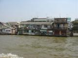 Bangkok chao phraya river
