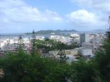 Noumea overlooking Centre Ville