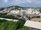 Noumea overlooking Latin Quarter