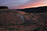 Daybreak in the Canyon