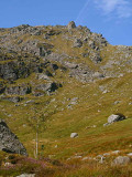 Beinn Narnain and the Sprearhead Buttress