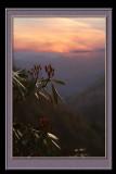 Sunset at Blackwater Canyon