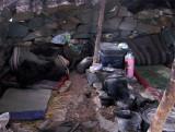 Shepherd's tent