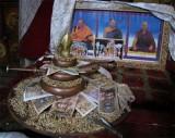 Monastery offerings