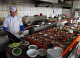 Sichuan kitchen