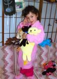 My Granddaughter -  Hanna L. Webb