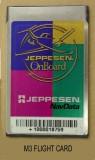 Northstar/Jeppesen Data Card