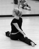 Queen's Dance Team Practice 03-28-07