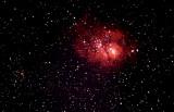 M 8 -- The Lagoon Nebula