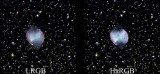 M27-- The Dumbbell Nebula