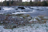 Frosty Aysgarth Falls