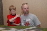Paul Bishop & son Robert