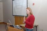 Elizabeth Allen talking about SP SD45s