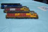 Liz Allen's SP7556 amd Mr MRL's later versions of the same engine