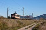 The BB25648 near Les Arcs-Draguignan.