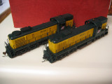 HO C&NW 'Hammerhead' RSD5s
