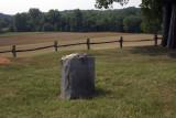 Gravesite of Gen. Stonewall Jackson's Arm