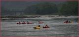 Tubing Down the Potomac