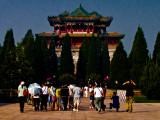 Beijing, China: Sept 2007 :Summer Palace