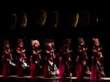 Beijing, China: Sept 2007: Acrobatics Show