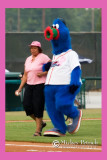 Brenda Hubbard and Kazoo