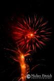Fireworks - compliments of Mr. Moonwalk