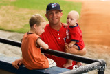 Chad Parker and his boys