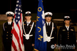 Peach Co NJROTC Honor Guard