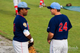 Ismael Castro & Phil Plantier
