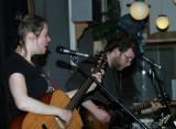 2007_04_12 Kim Barlow with Chantal Vitalis