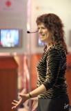 2007_08_21 Brie, Baguette and a Broad a Cabaret at CBC - Mireille Rijavec