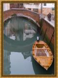 Bridge & Old Boat