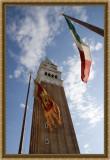 Campanile & Flags